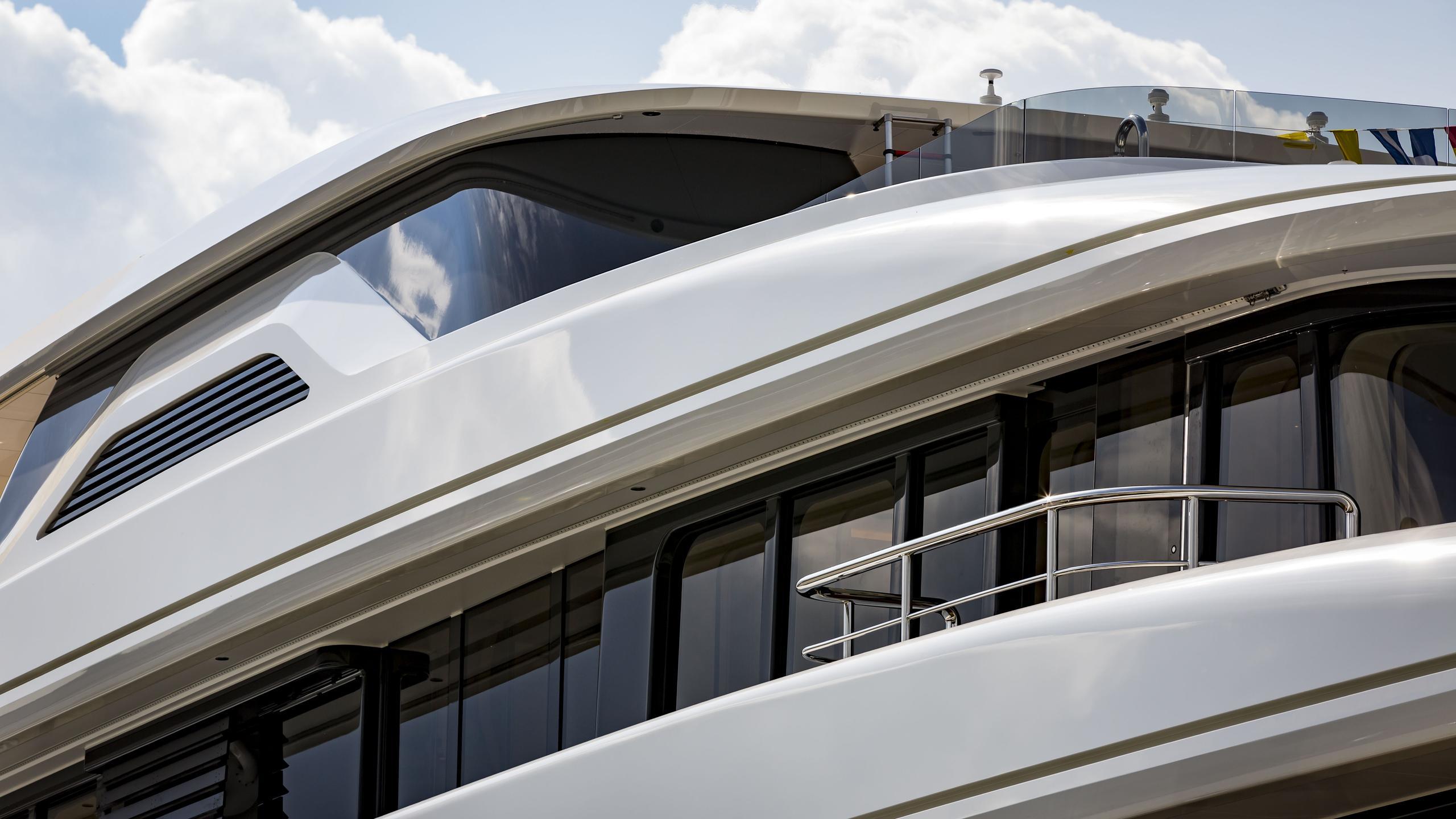 aquarius motoryacht feadship 2016 92m upper deck details
