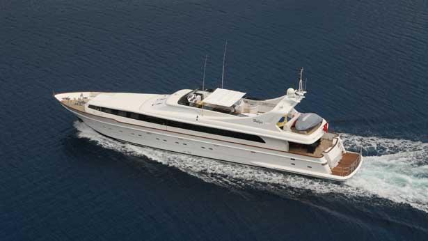 Super Yacht Hulya