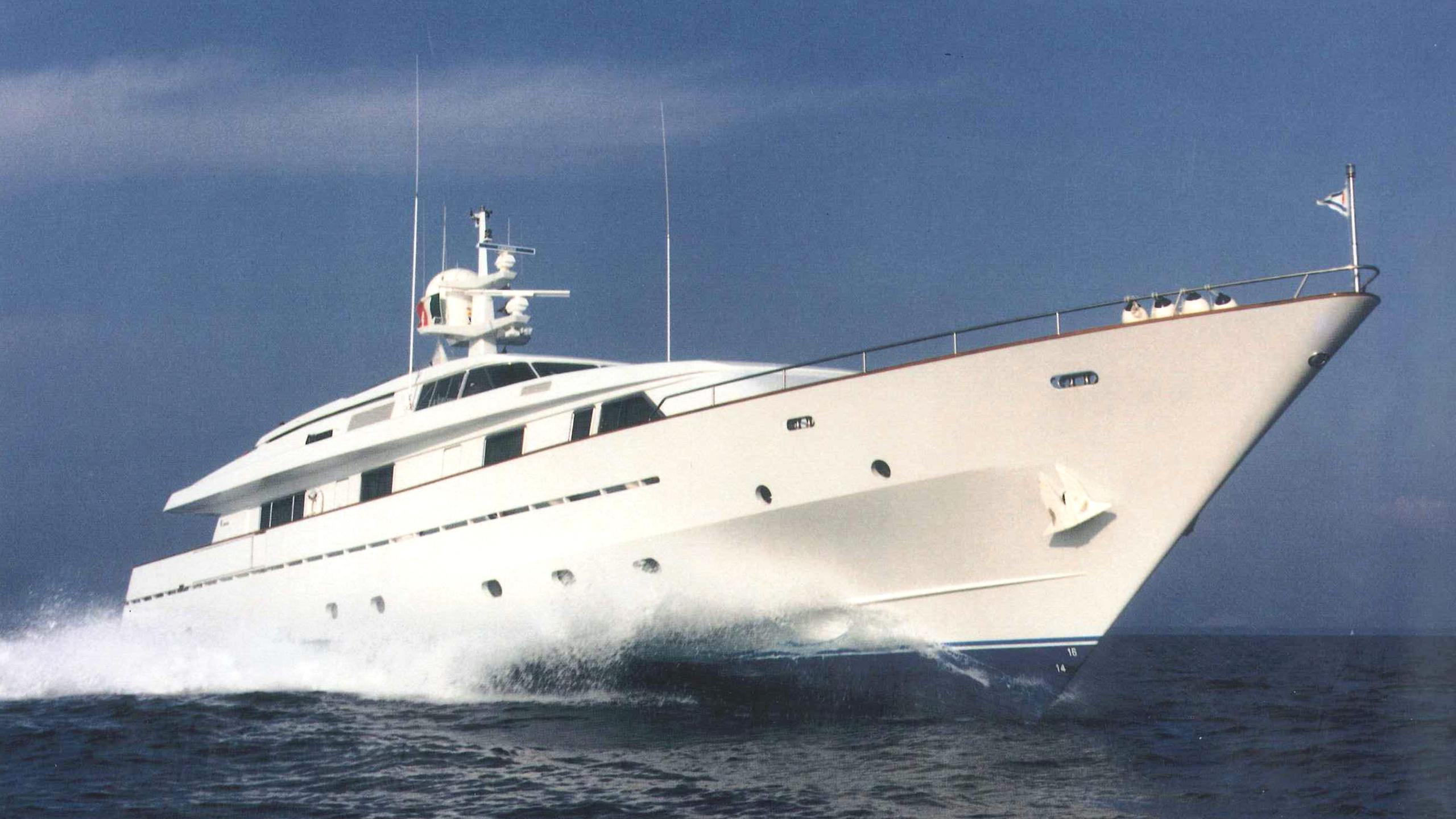 Juneluck yacht