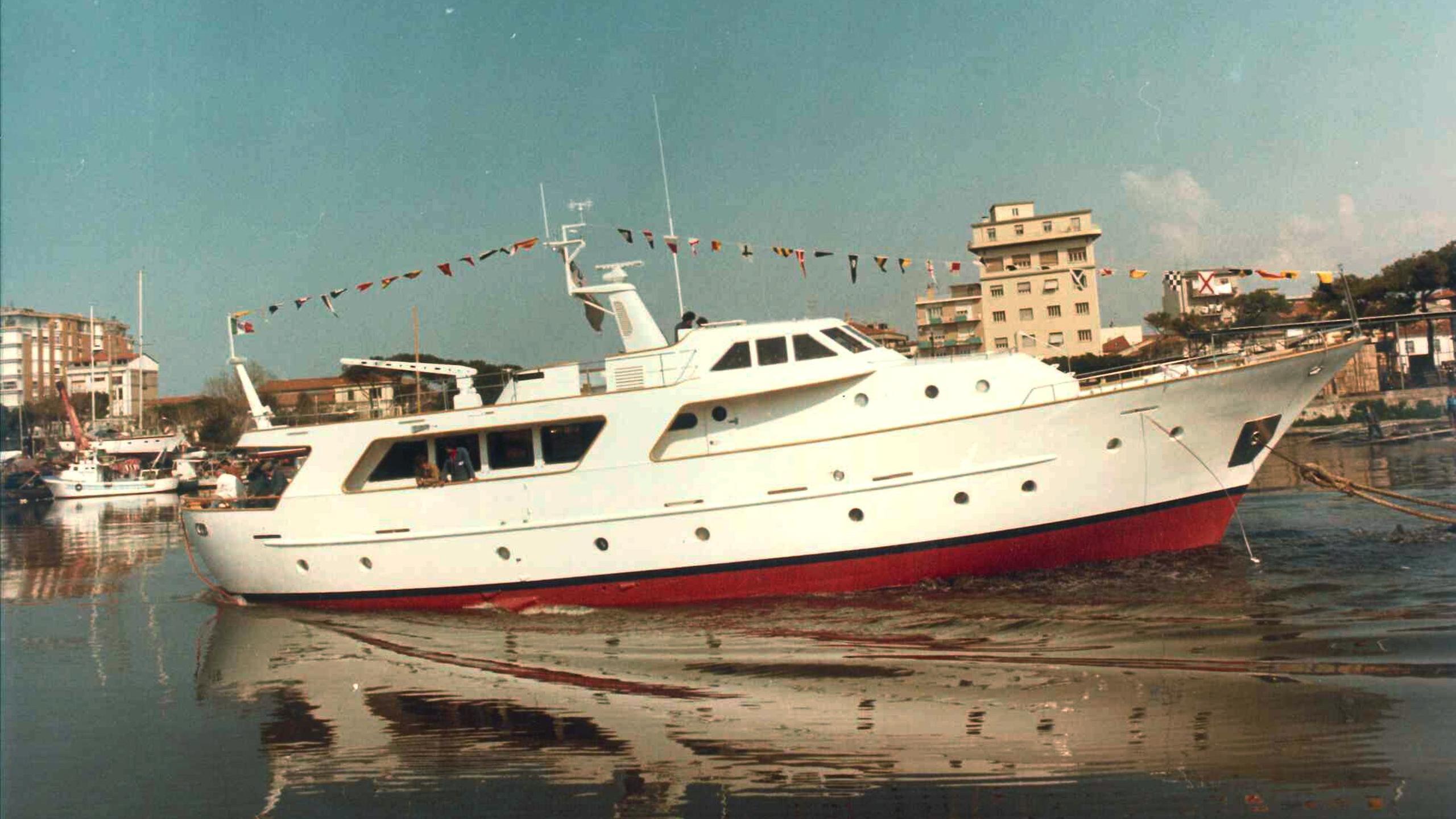 Balita yacht