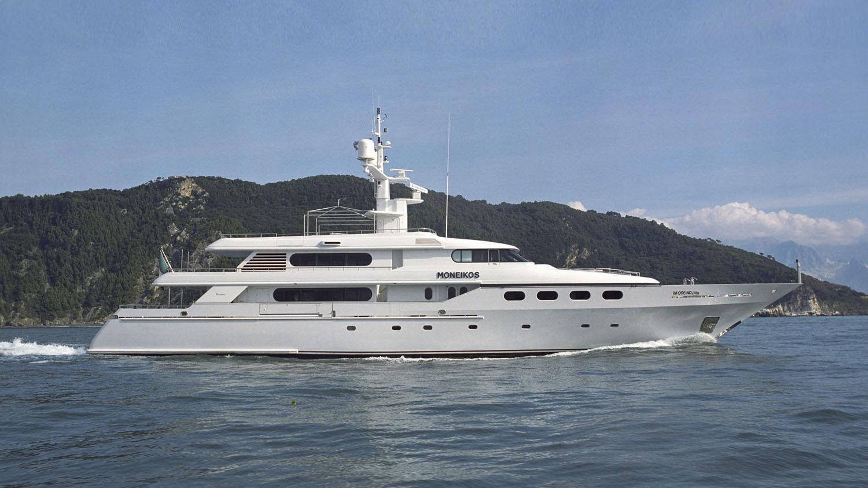 Eileen yacht