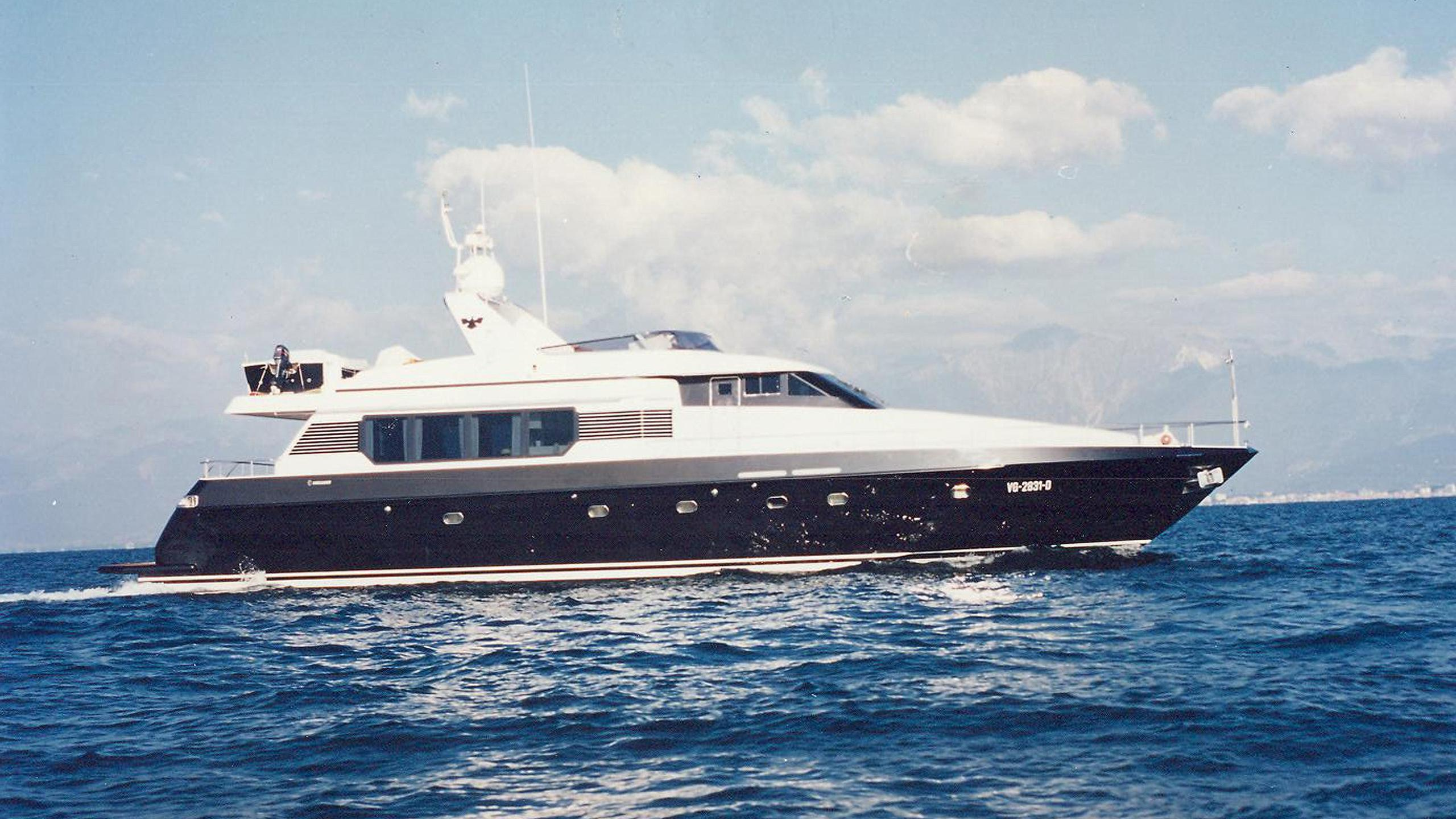 Visotta yacht profile