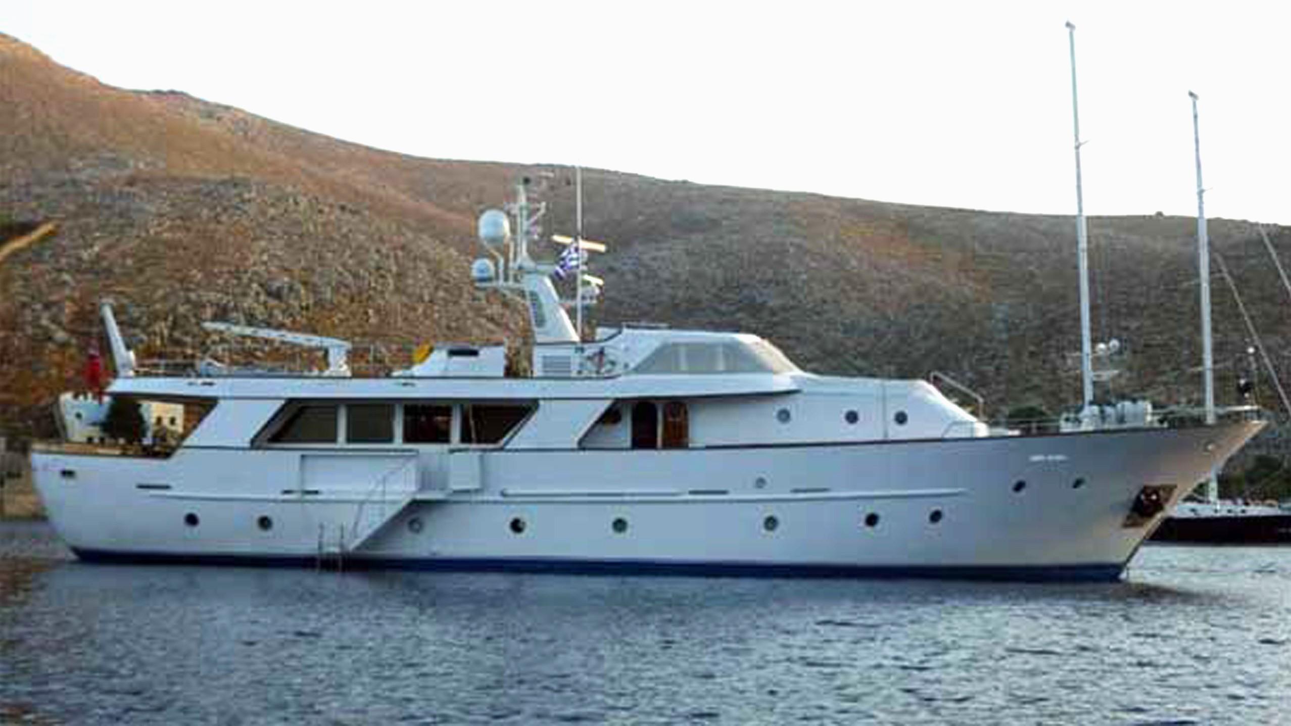Ladyar B yacht profile