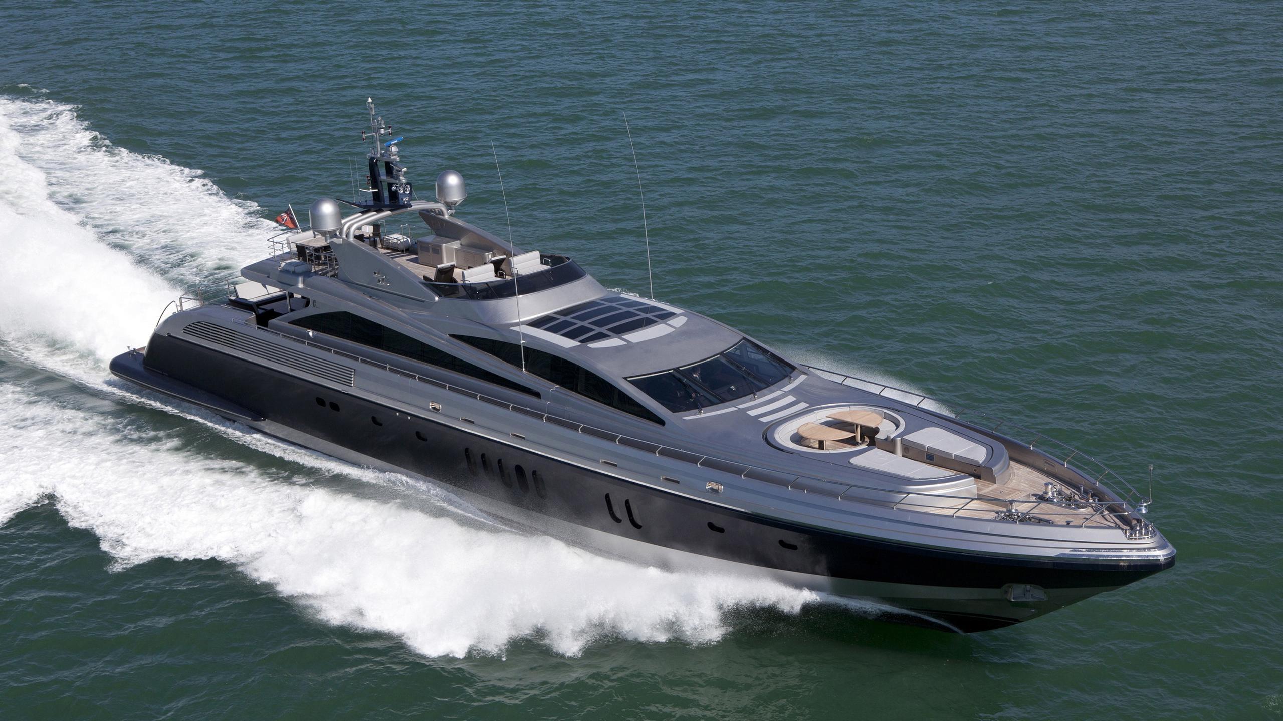Tenshi yacht profile
