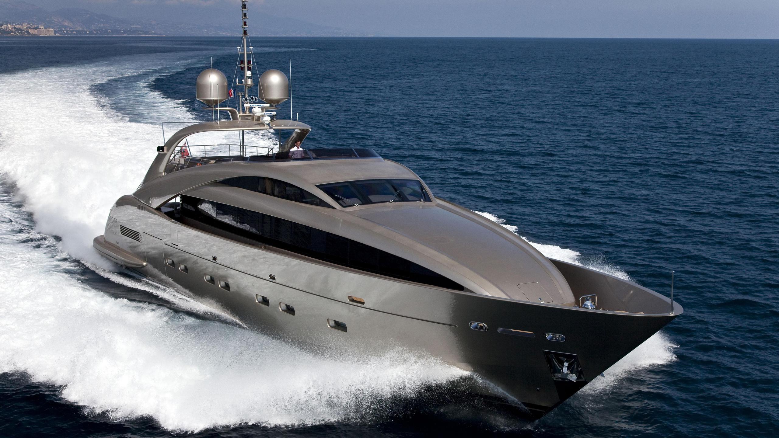 Soiree yacht running profile