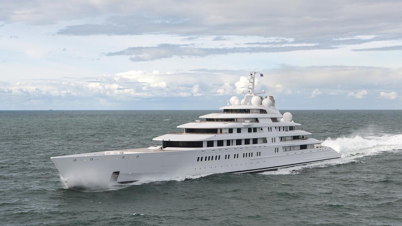 Azzam Yacht Preis