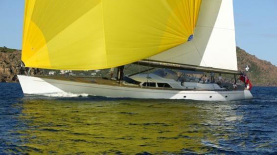 Nephele sailing yacht