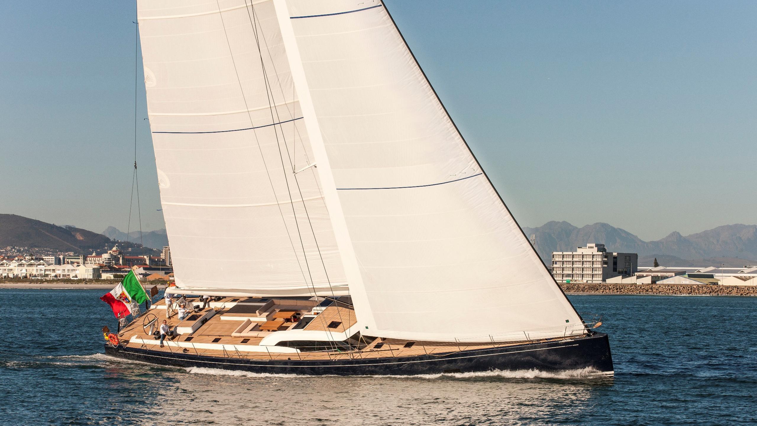 Almagores II sailing yacht