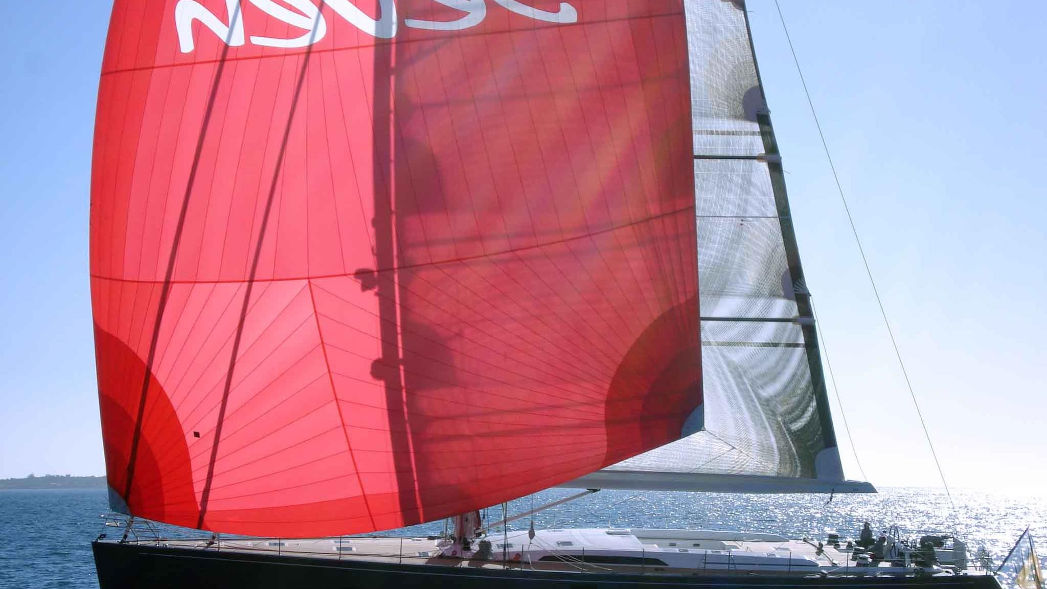 Ms Seven sailing yacht