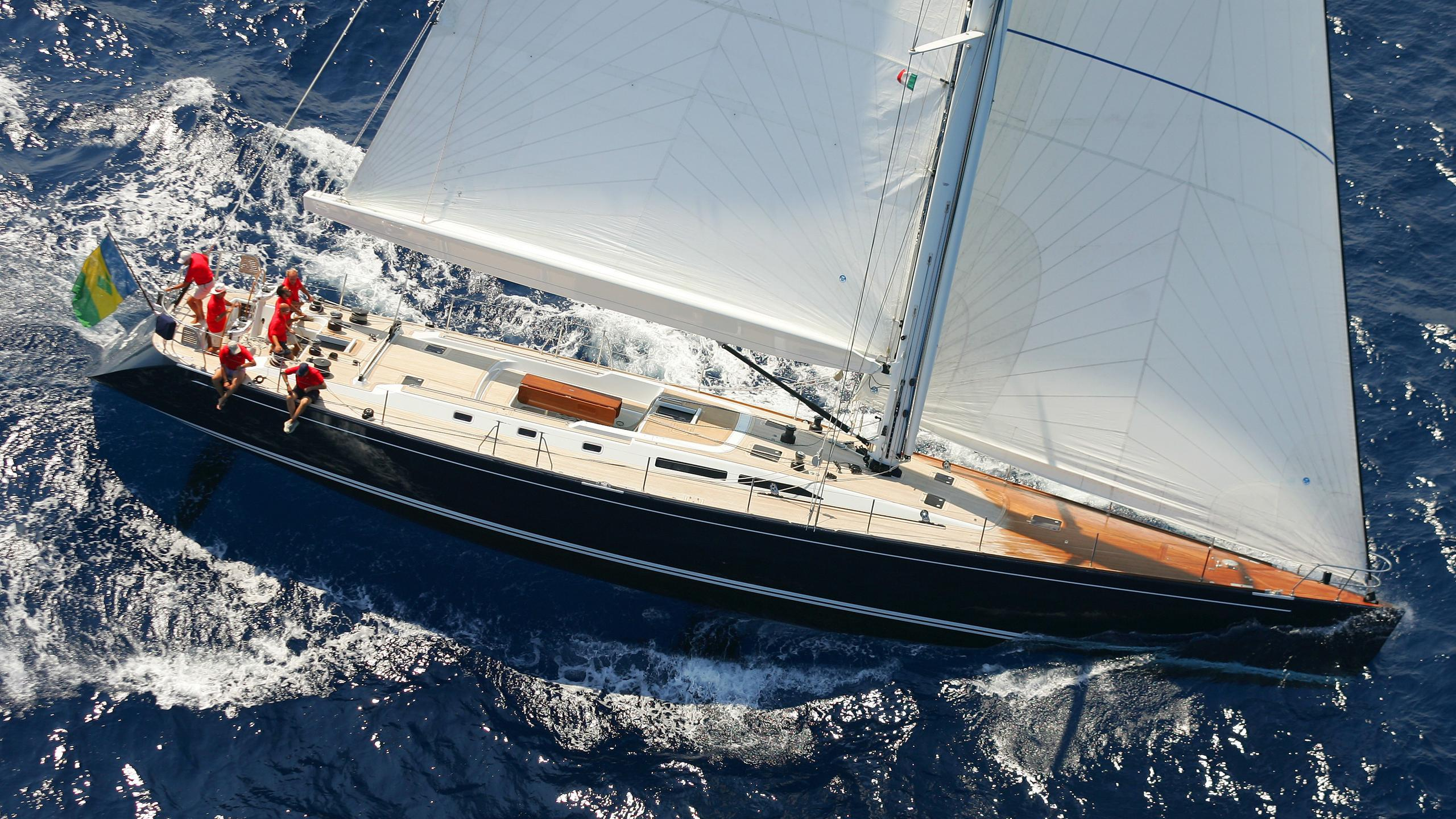 Southern Star sailing yacht