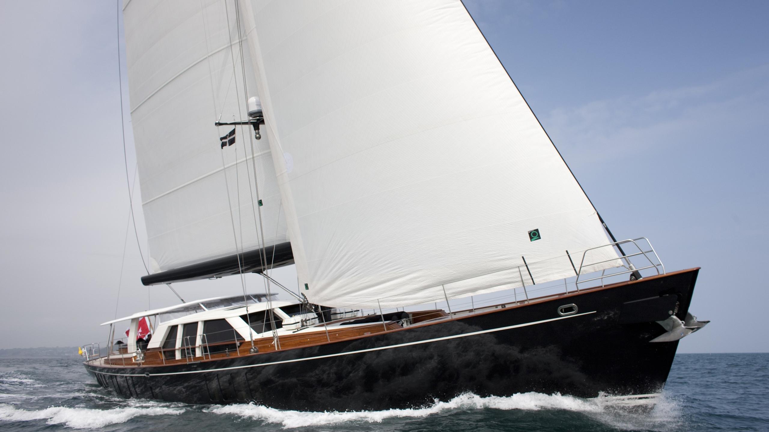 Akalam sailing yacht