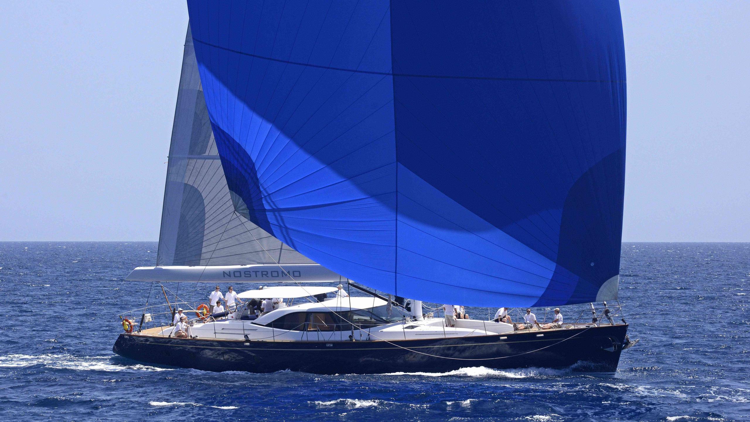 Nostromo sailing yacht
