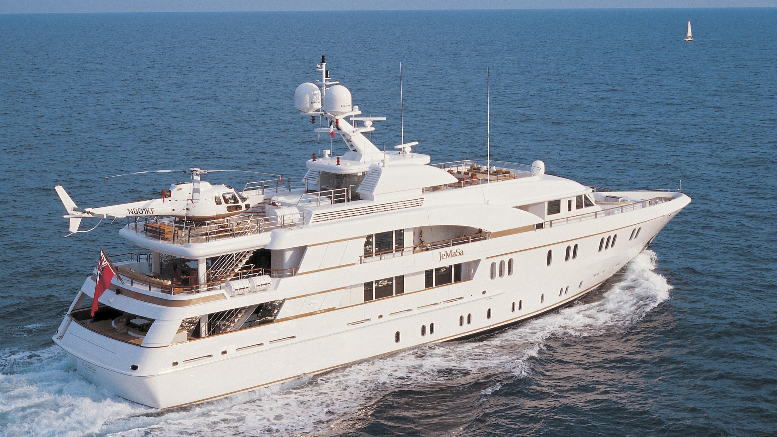 JeMaSa yacht