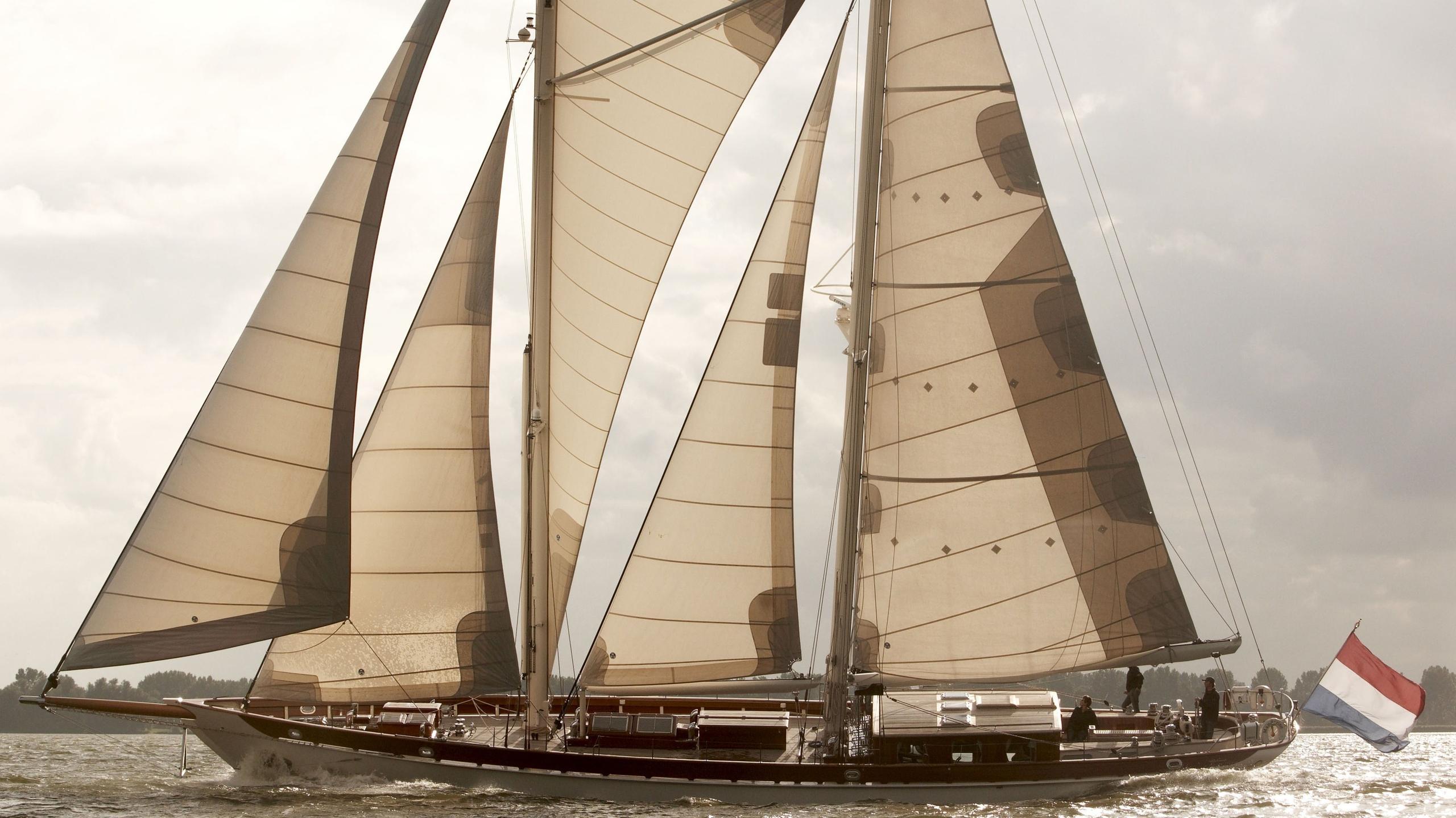 Mandarine yacht