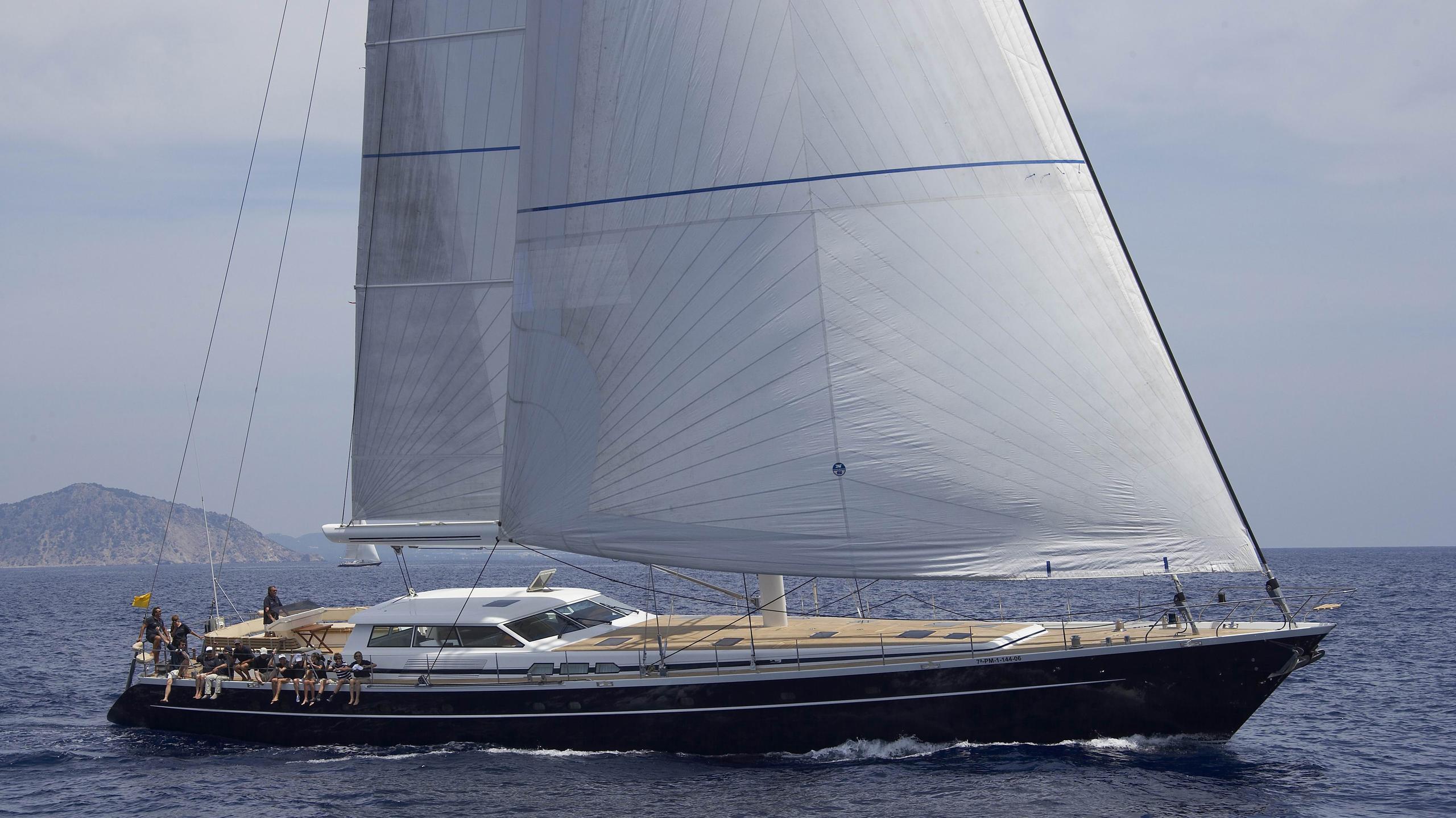 Piaffe II yacht