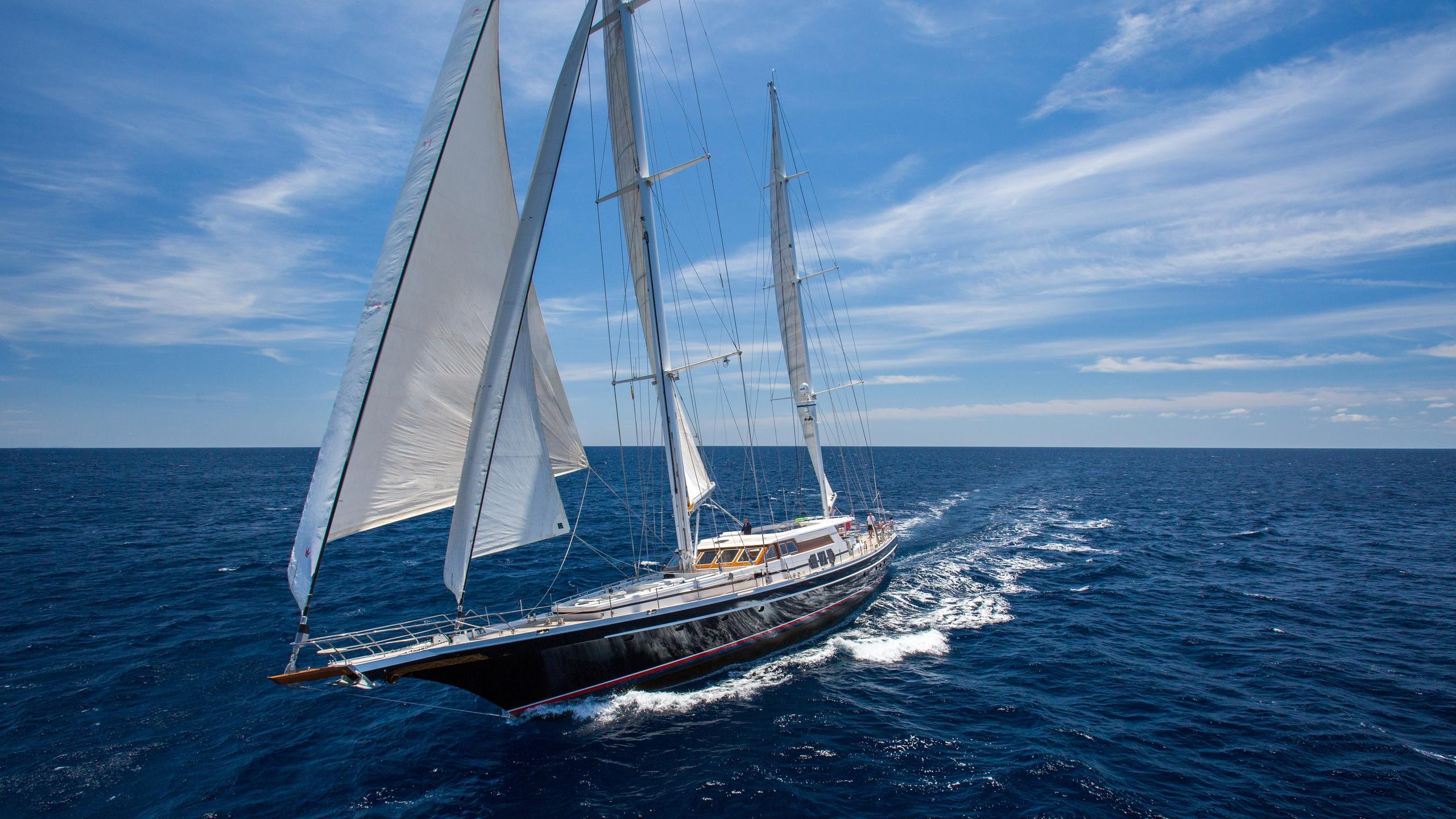 Passe Partout yacht