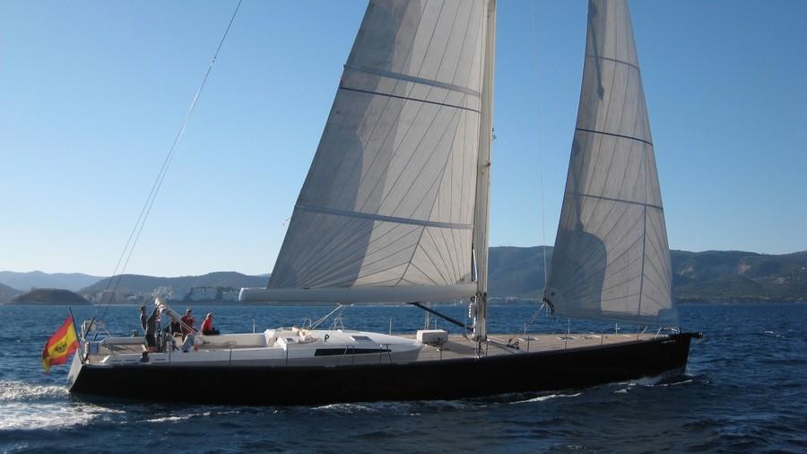 ikigai take five sejaa atalanta sailing yacht jfa 25m 2002 profile before refit