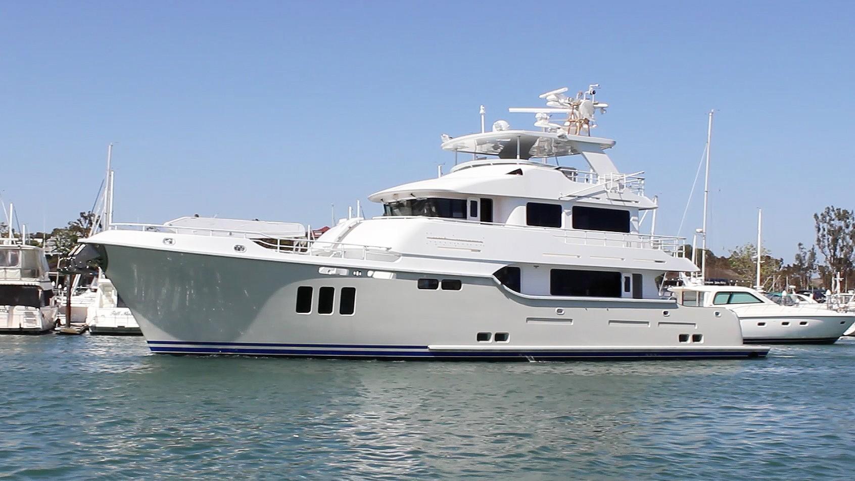 Rest Assured yacht