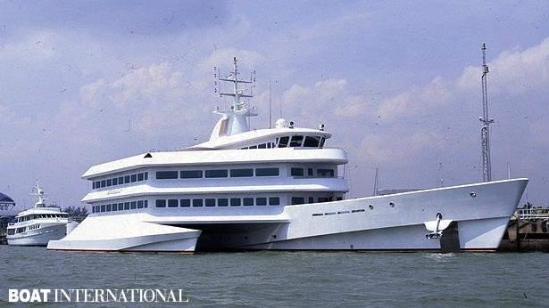 ASEAN LADY yacht | Boat International