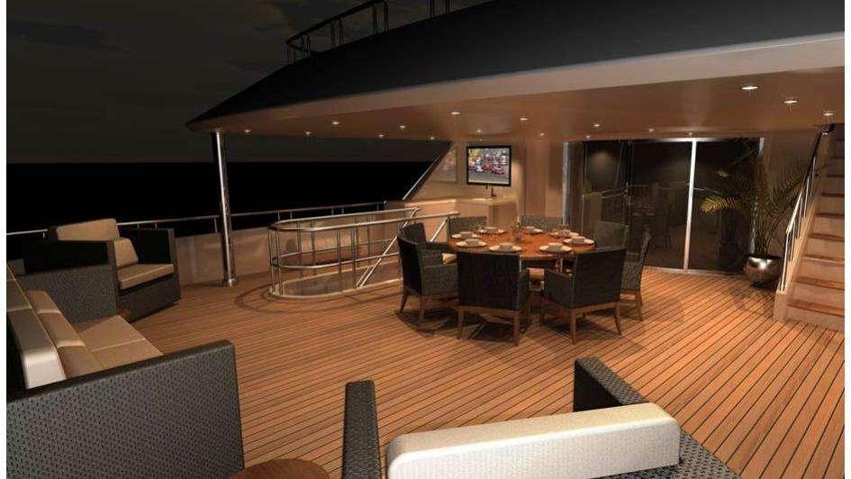 oa 155 motoryacht ocean alexander 47m 2019 rendering aft deck