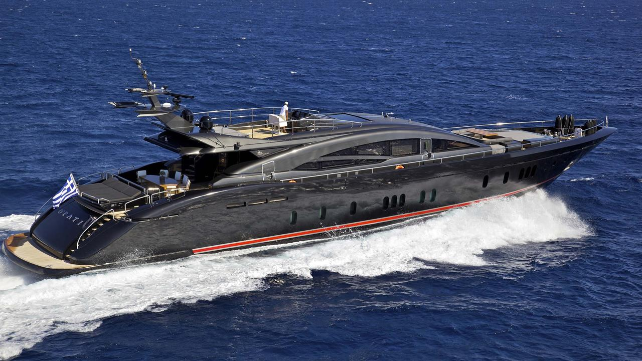 O'PATI Yacht For Sale