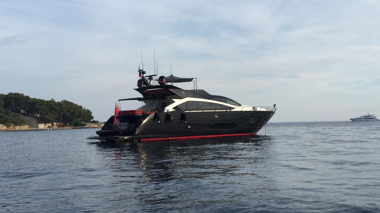 BLACK LEGEND Yacht For Sale