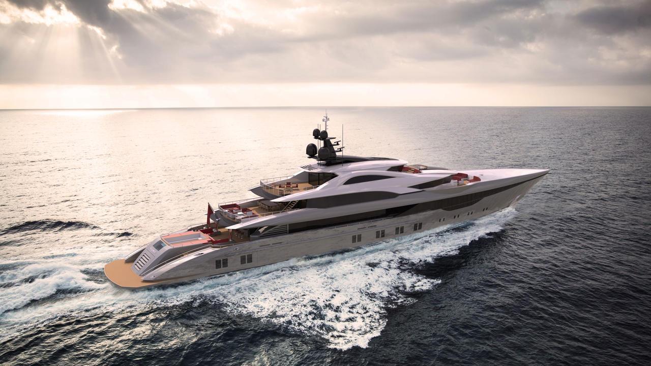 bilgin 263 hull 2 motoryacht bilgin yachts 2019 80m rendering
