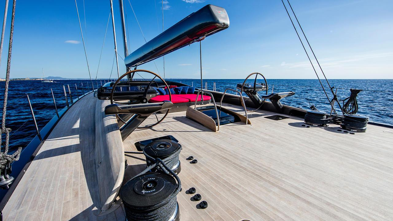 missy sailing yacht vitters 2016 33m cockpit