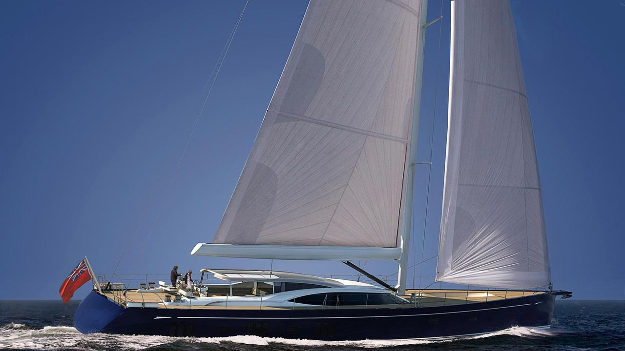 oyster 118 sailing yacht oyster yachts 37m 2019 rendering sistership