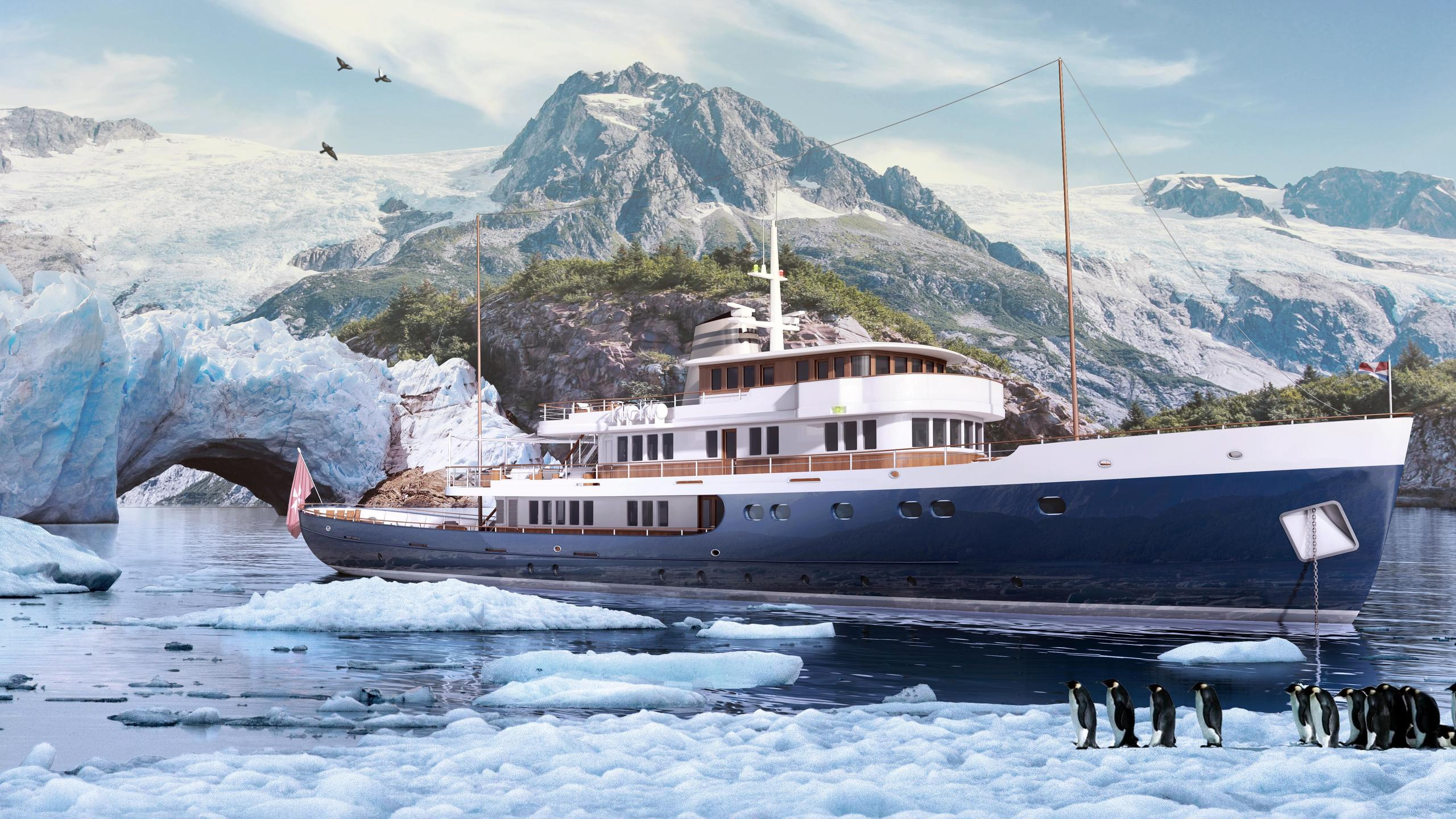 explorer 56m motoryacht turquoise yachts 2019 56m rendering