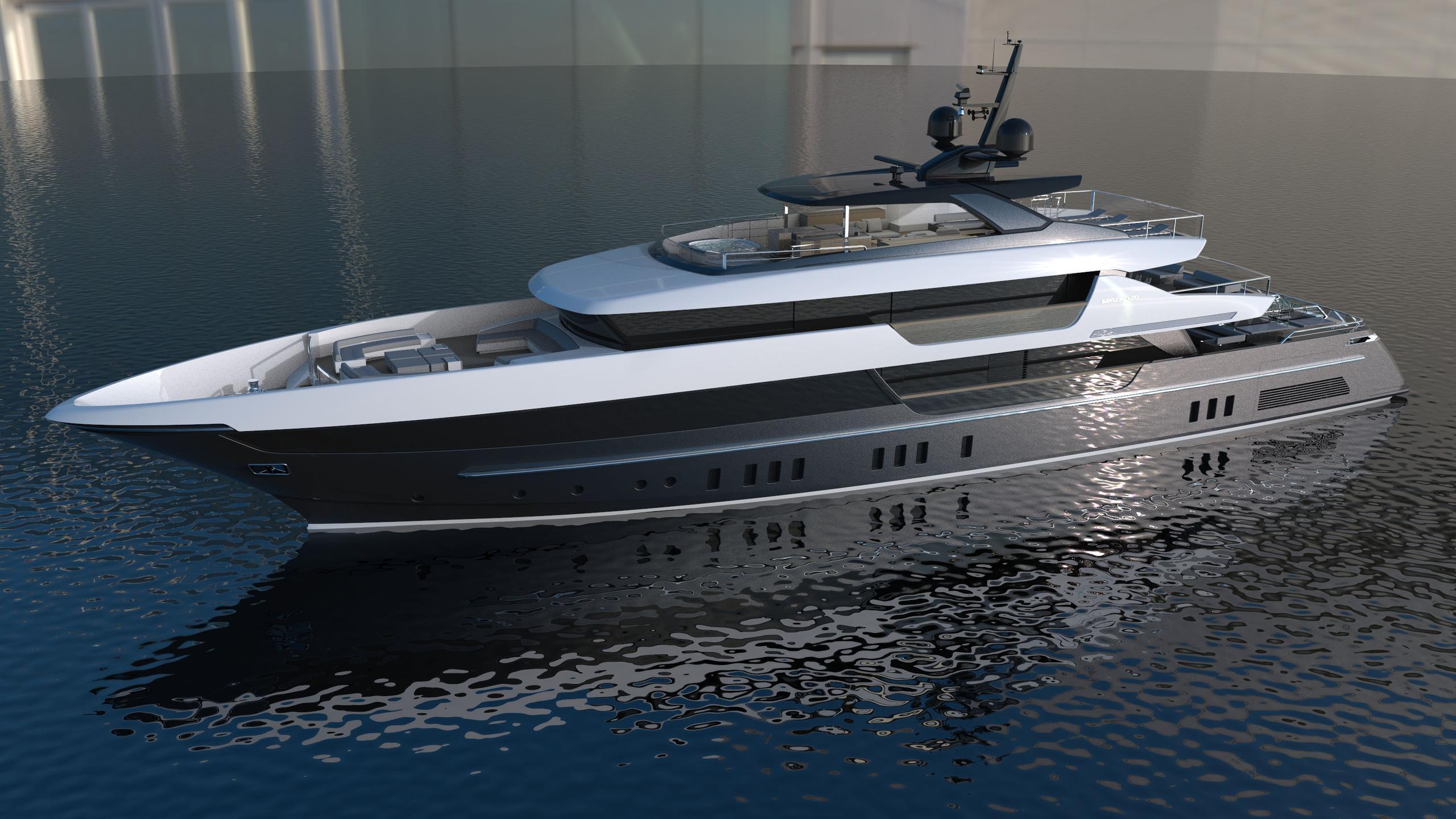 52 steel hull 125 motoryacht sanlorenzo 52m 2018 model