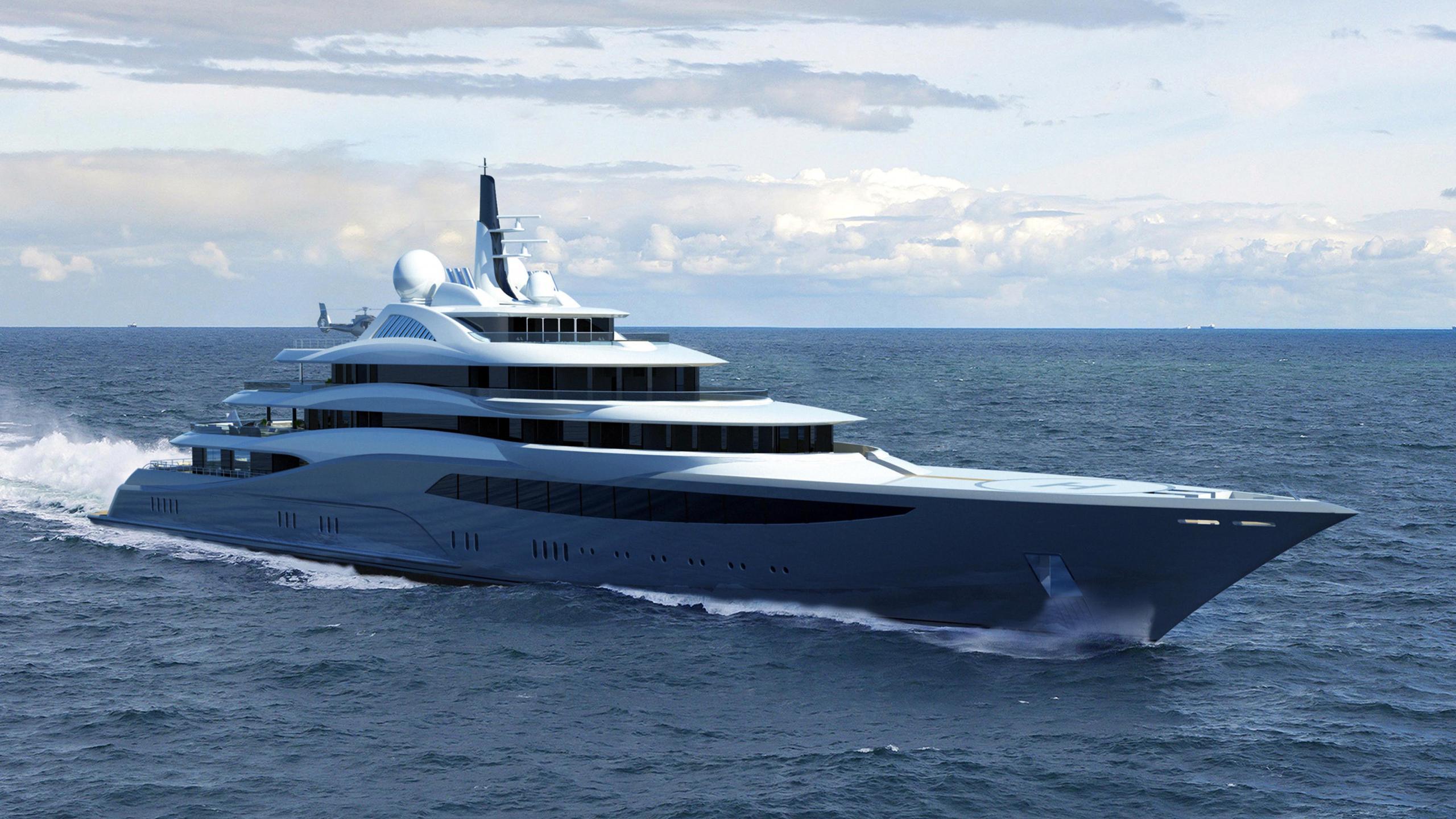 infinity motoryacht doerries 104m 2020 rendering