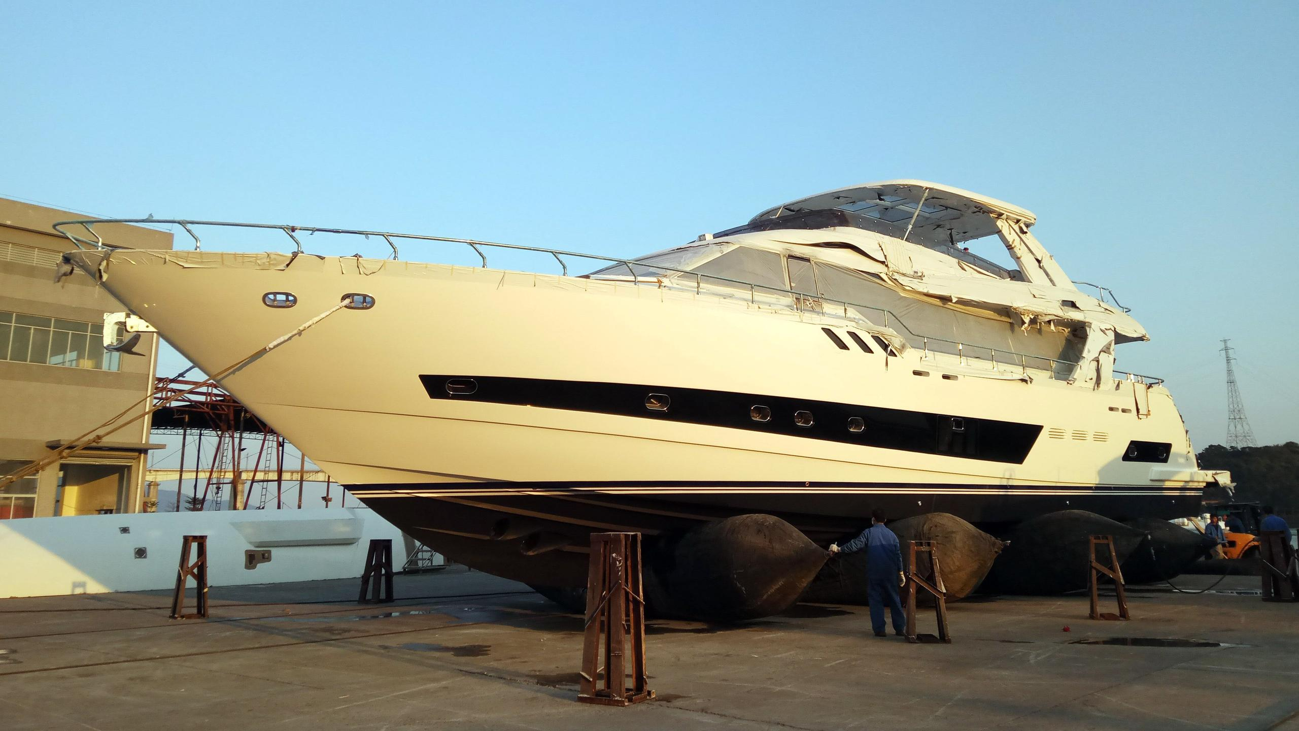 asteria 96 hull 1 motoryacht heysea 29m 2017 launch