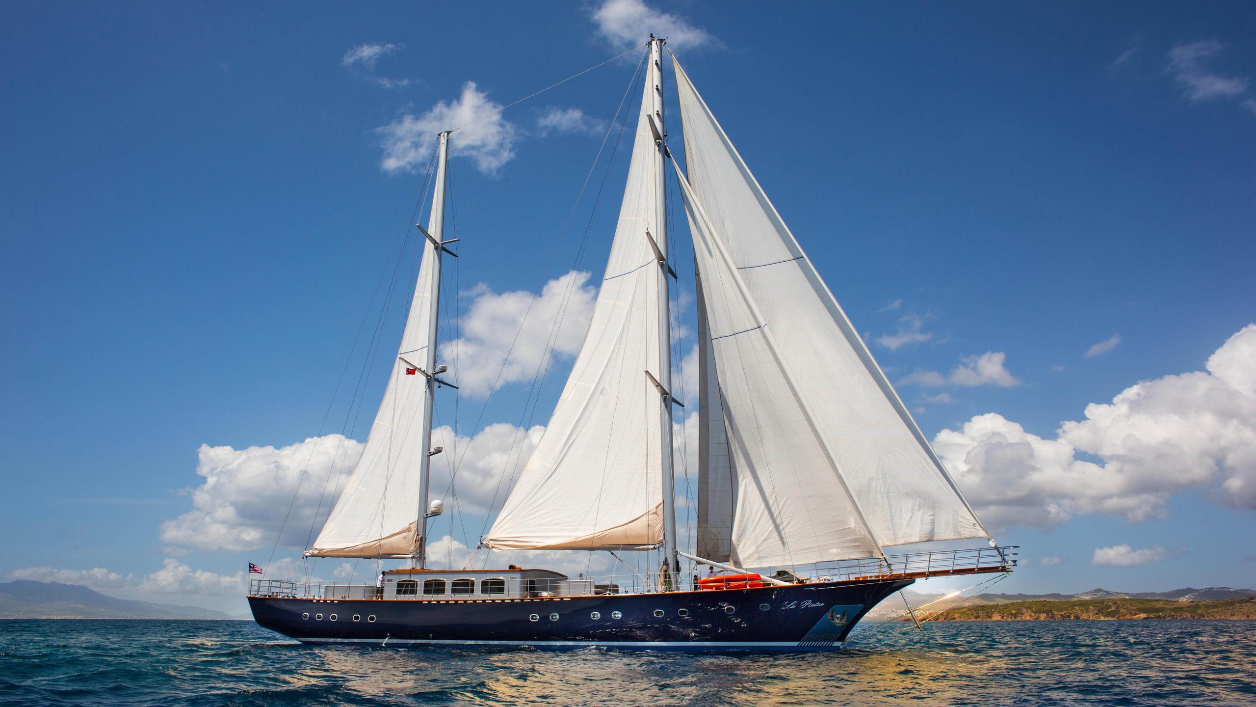 le pietre gulet sailing yacht ada 35m 2009 profile