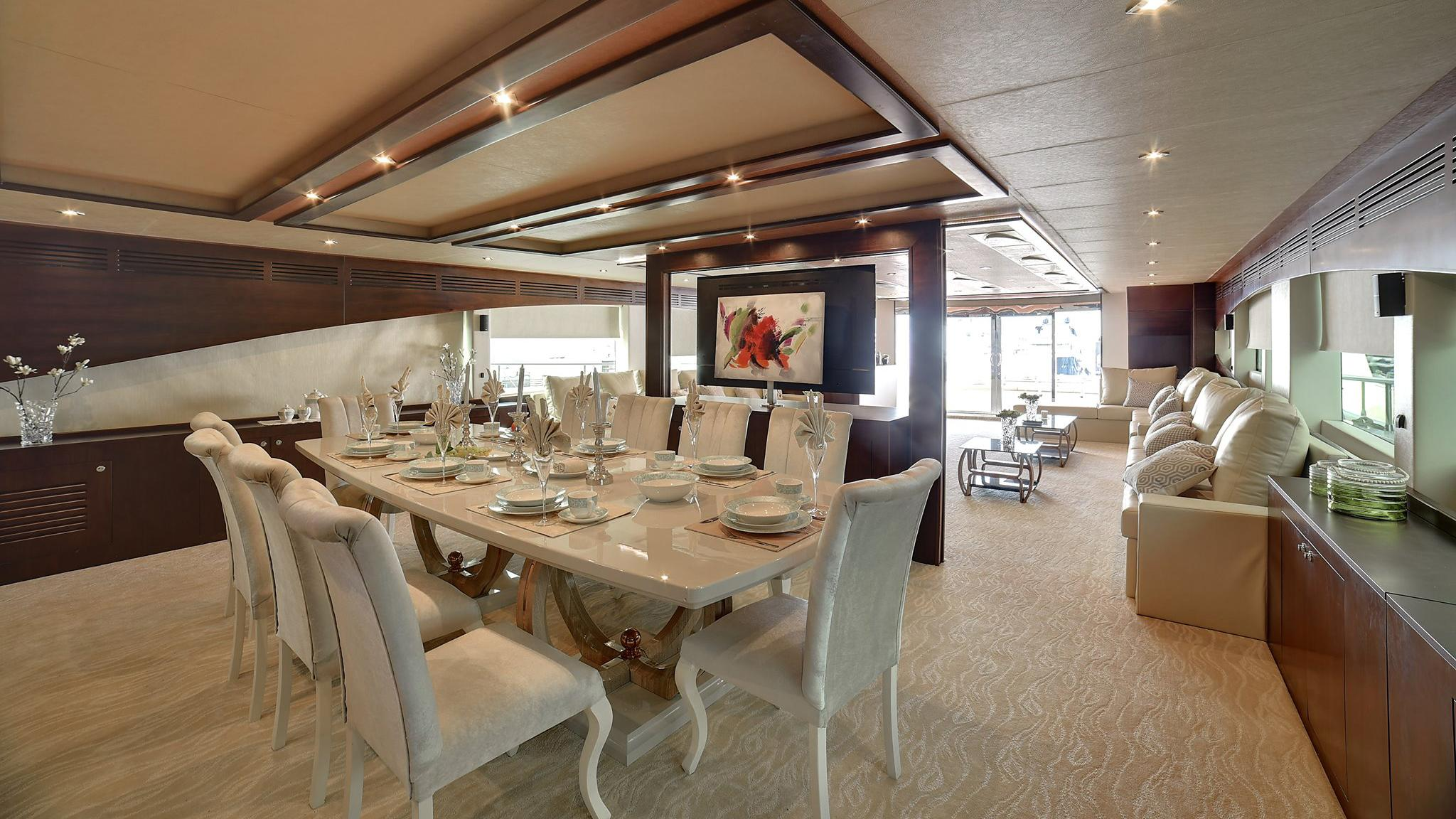 as130 motoryacht al shaali marine 39m 2017 lounge