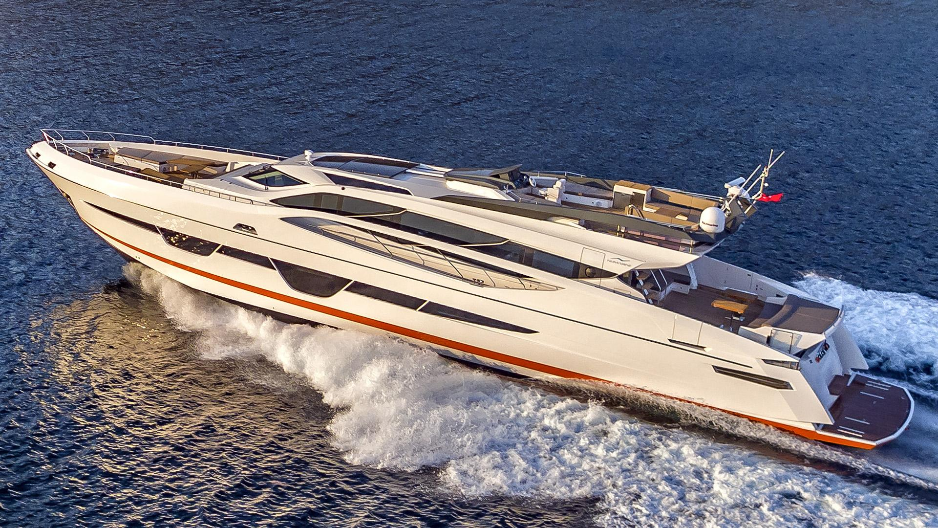 motoryacht numarine 105 ht 2016 32m cruising profile