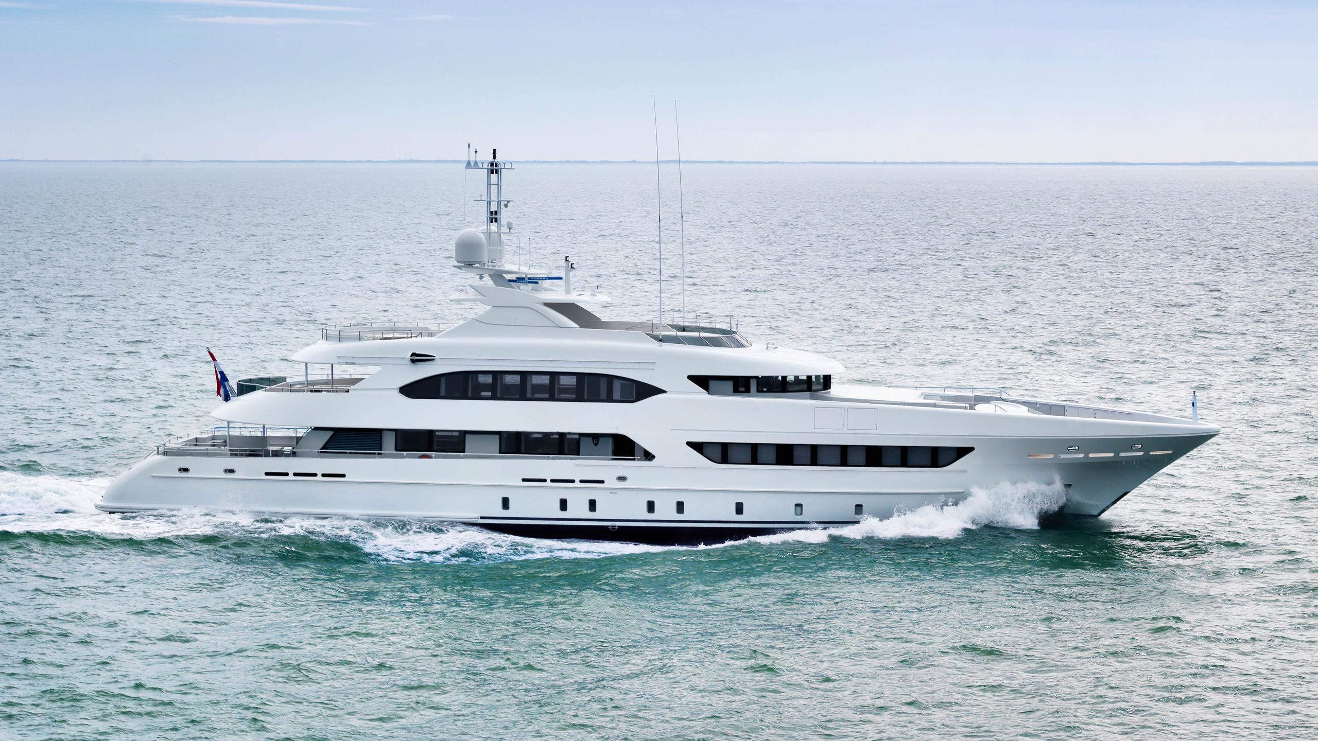 ruya motoryacht heesen yachts 47m 2017 profile