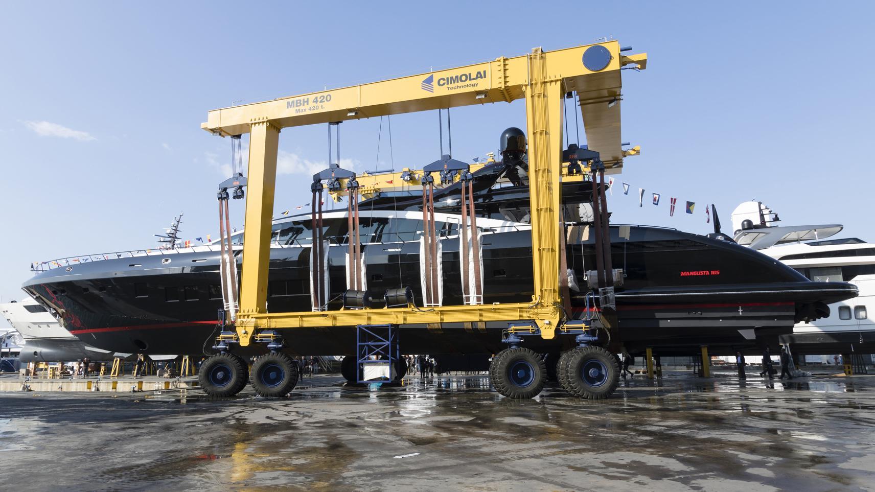 mangusta 165 hull 12 motoryacht overmarine mangusta 165 50m 2017 launch profile