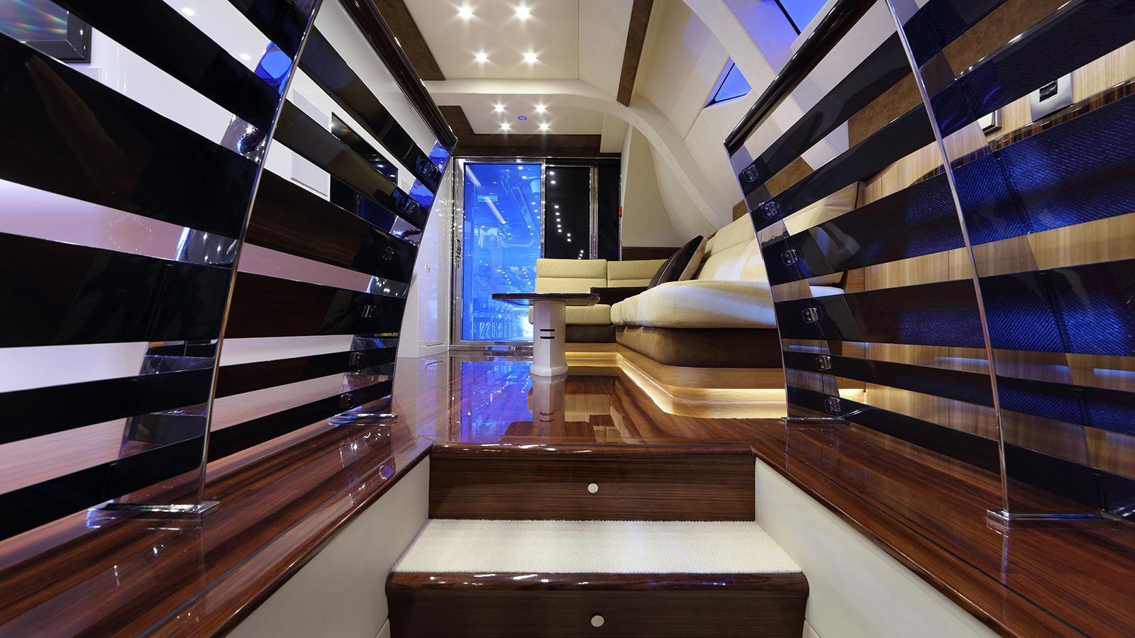 galaxy of happiness trimaran yacht latitude 2016 53m media lounge