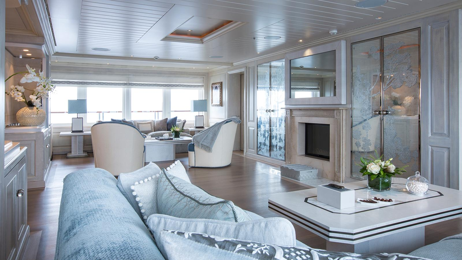 polar star explorer yacht lurssen 2005 65m lounge 2