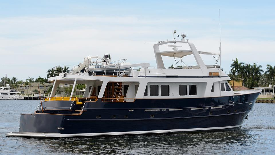Halcyon Days motor yacht for sale