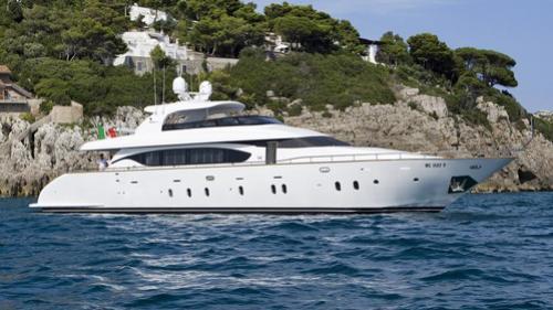 nikca motor super yacht