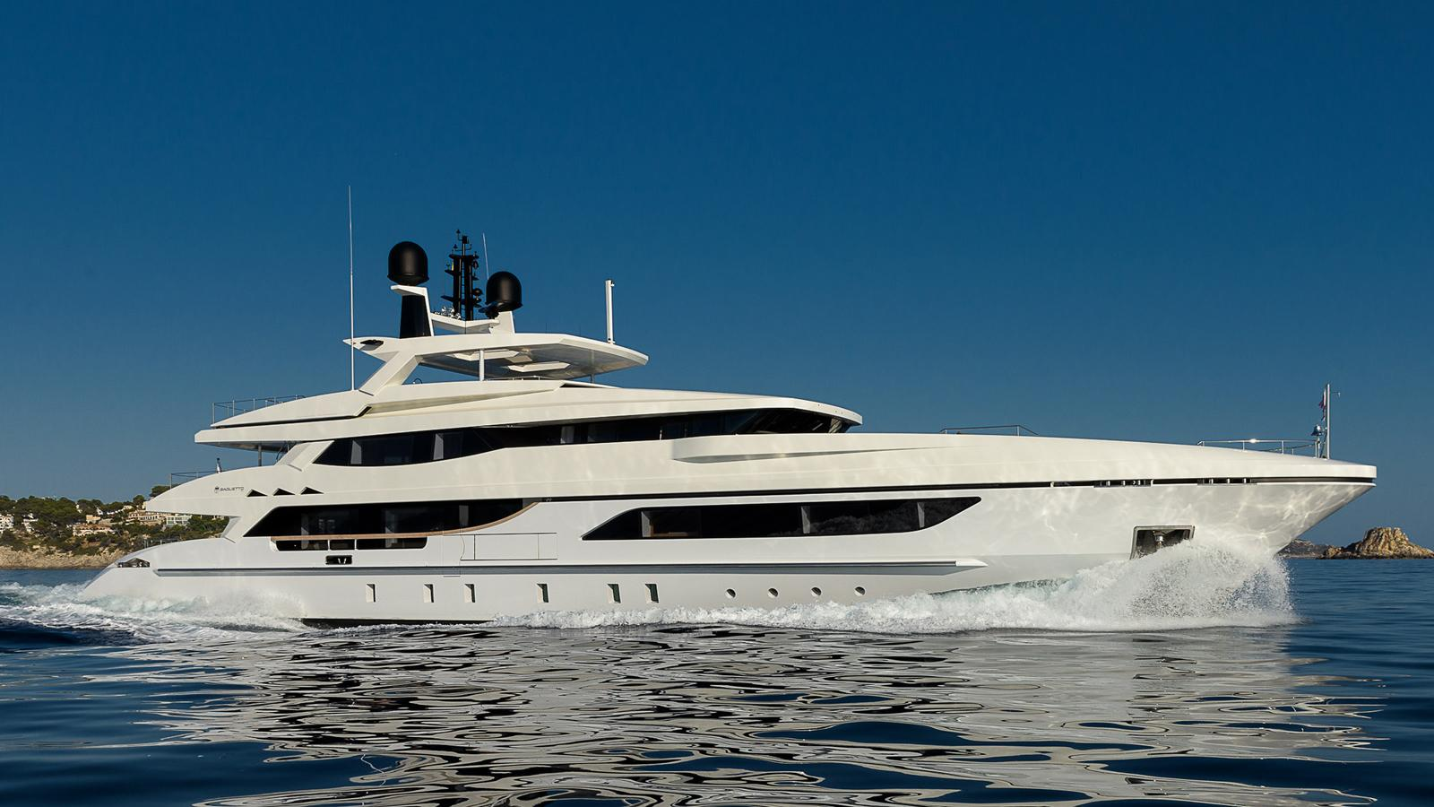 mr t motor super yacht profile
