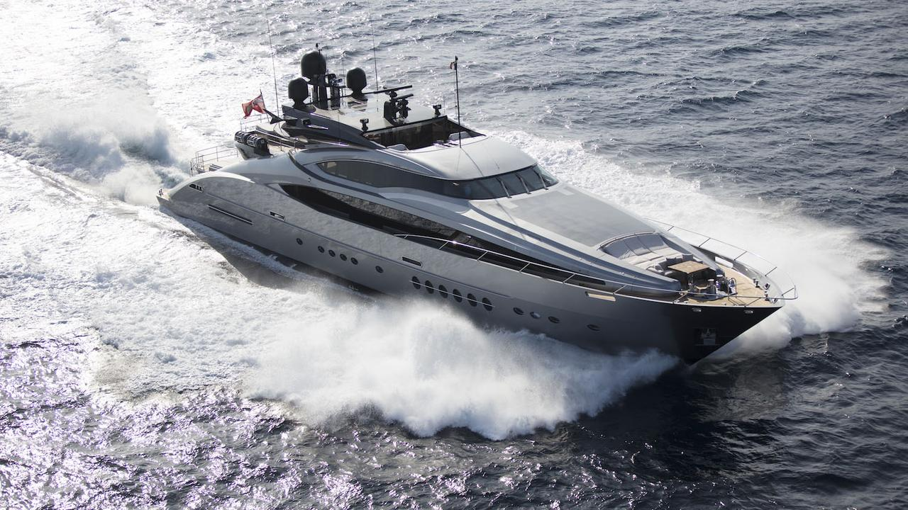 Silver wave yacht for sale boat international for Ice scratcher boat motor for sale