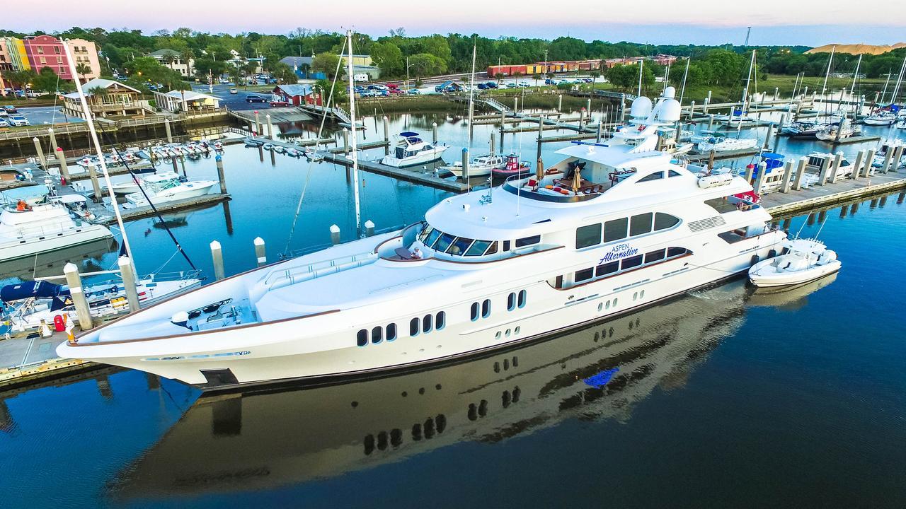 Alternative Forms Of Winter Boat >> Aspen Alternative Yacht For Charter Boat International
