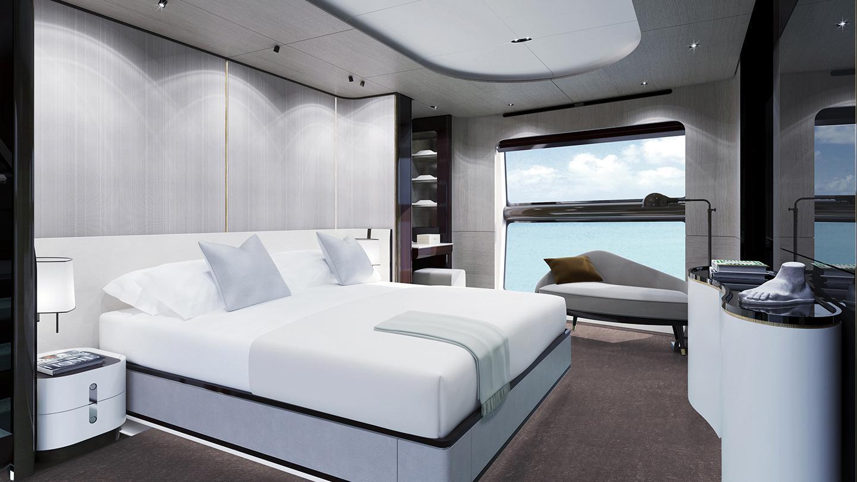 grande 27 metri motoryacht azimut yachts 27m 2017 rendering master