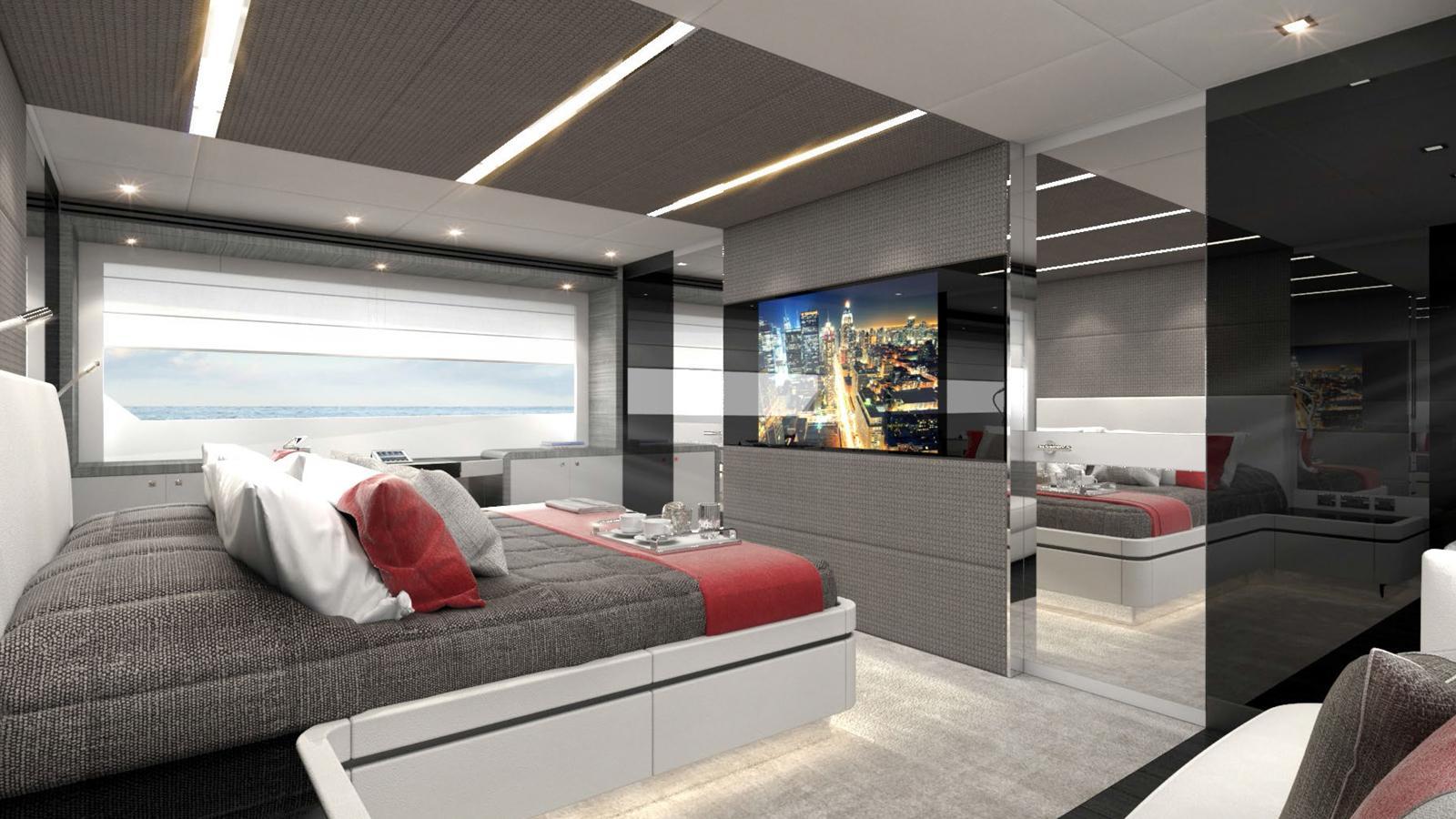 century 100 motoryacht astondoa 30m 2017 rendering master