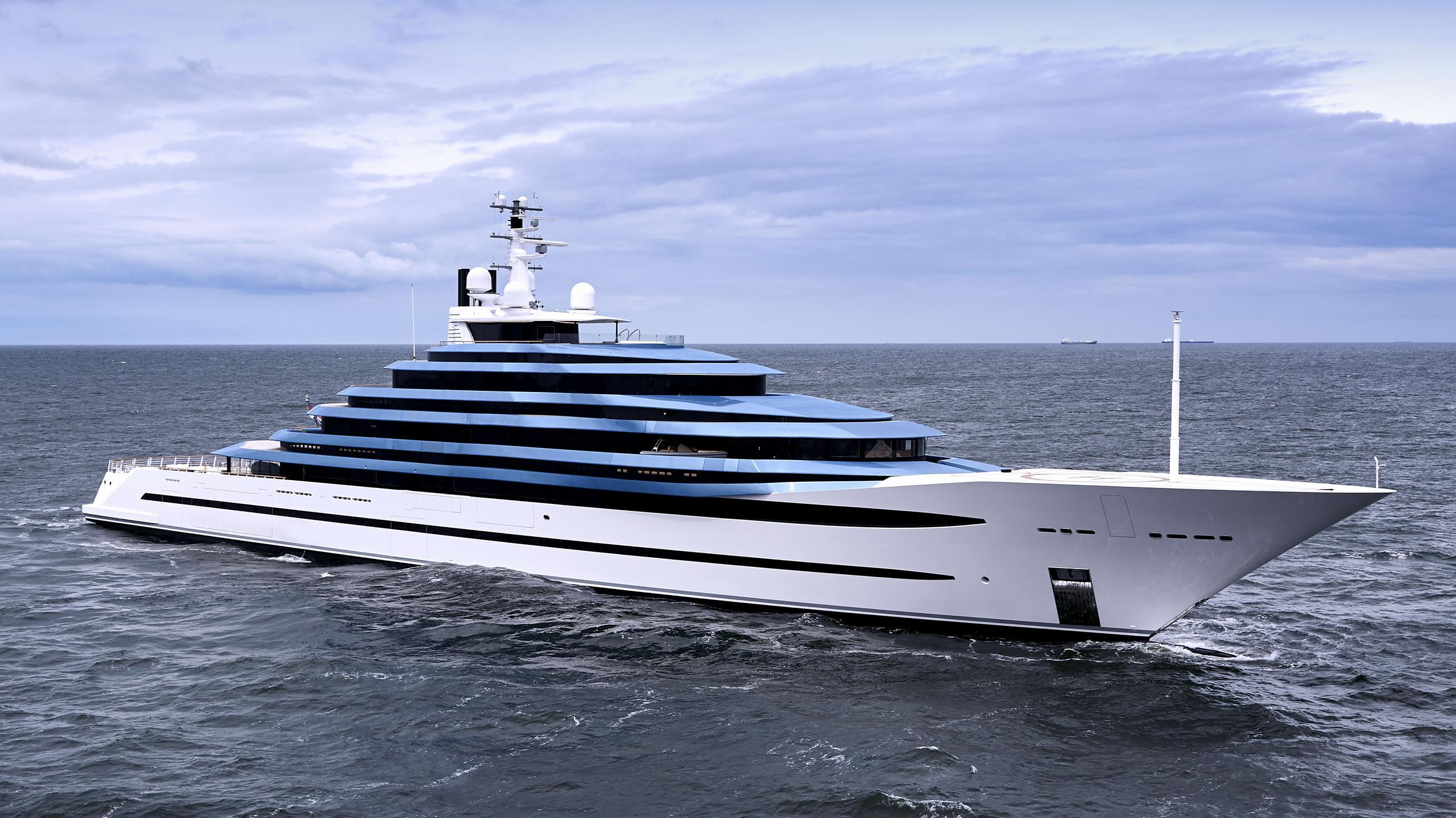 jubilee motoryacht oceanco y714 110m 2017 half profile