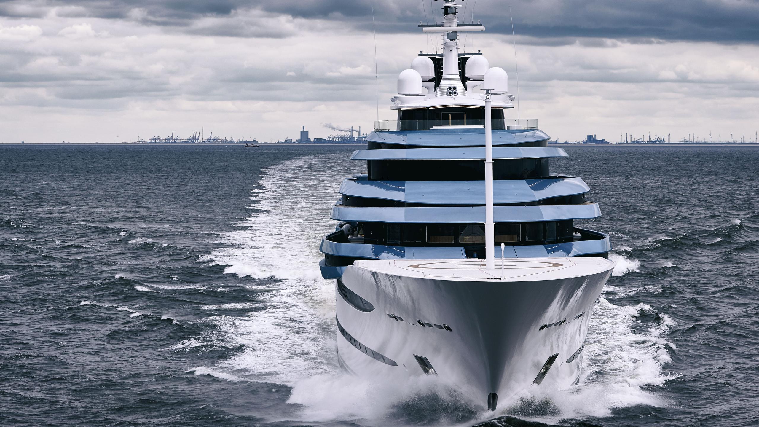 jubilee motoryacht oceanco y714 110m 2017 bow