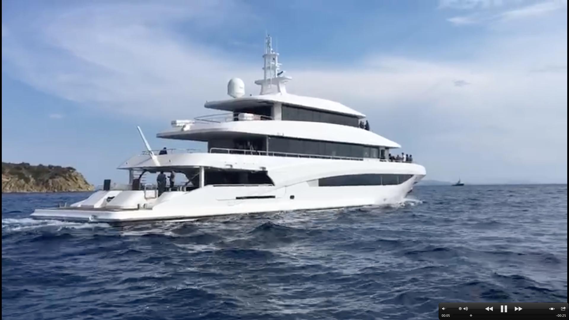 my eden motoryacht golden yachts 45m 2017 half stern